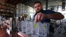 Drinks companies bank on an unusual cocktail recipe: less alcohol.