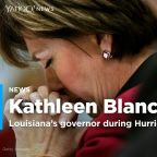 Louisiana's governor during Katrina dies