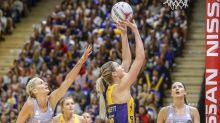 Netball's Giants know no easy way