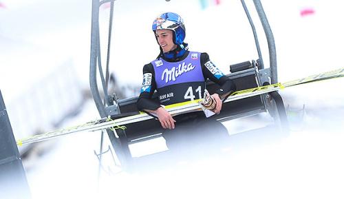 Skispringen: Warum Schlieri den Sprung verweigerte