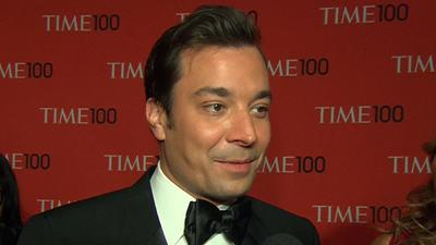 Jimmy Fallon Dishes On Time 100, Interrupting Justin Timberlake's Wedding Speech
