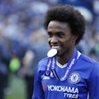 'I am very happy here': Willian reaffirms Chelsea commitment amid Manchester United links