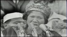 How gospel great Mahalia Jackson gave wing to Martin Luther King Jr.'s 'I Have a Dream' speech