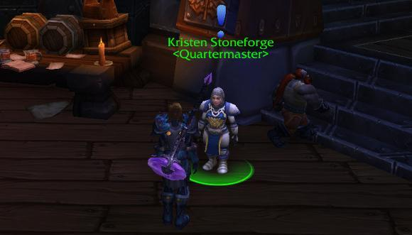 Patch 6.1: Trade Iron Horde Scraps for follower equipment
