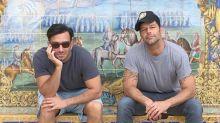 Ricky Martin y su novio se convierten en príncipes de Disney