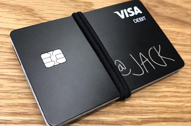 Square is inviting users to sign up for its debit card
