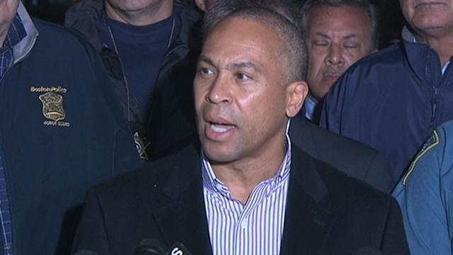 Mass. Gov. on Suspect Capture: 'Tonight We Will Rest Easy'