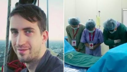 Why this Aussie man is a hero in China
