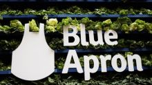 Corrected: Blue Apron beefs up menu with Beyond Meat, shares surge 35%