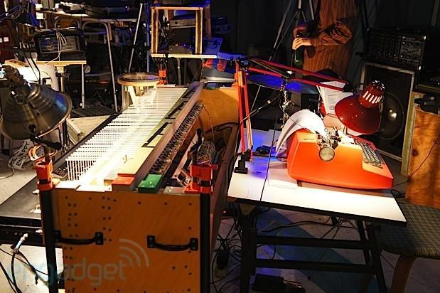 Invisible's 'The New Obsolete' showcases self-constructed instruments, touts a typewriter-driven piano (video)
