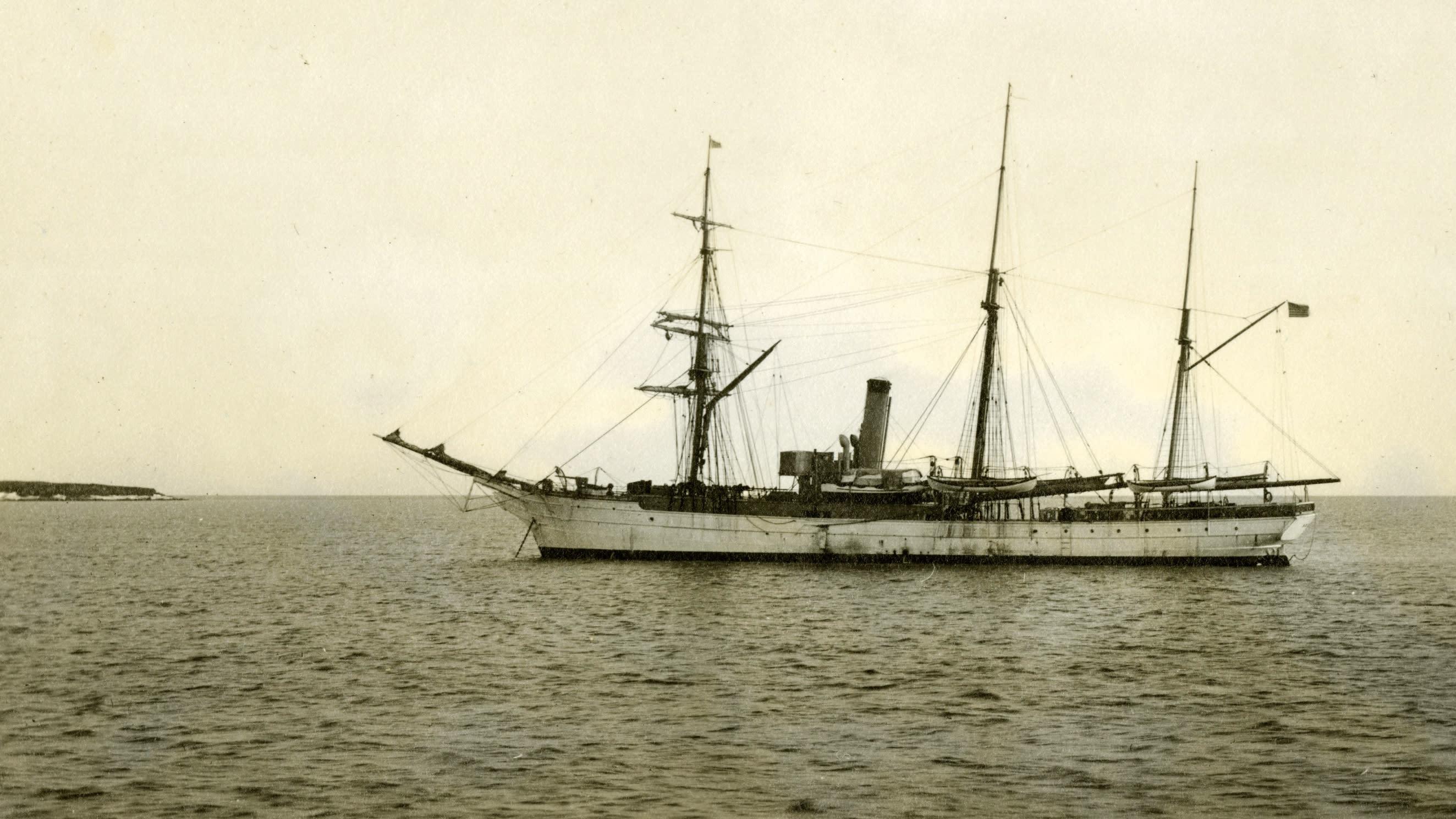 Coast Guard: Wreck found in Atlantic is storied cutter Bear