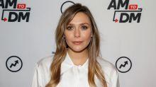 US actor Elizabeth Olsen reckons takeaway pints are behind England's third lockdown