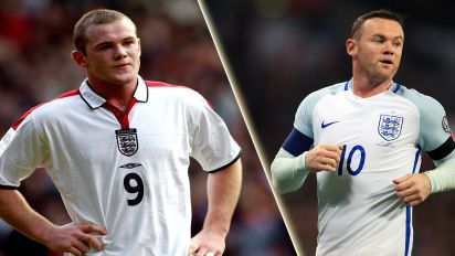Rooney: The record-breaker who divided opinion