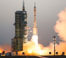 China Launches Astronauts on Month-Long Mission to Experimental Space Station