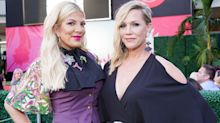 Tori Spelling and Jennie Garth Launch 90210 Podcast 30 Years After Show's Premiere