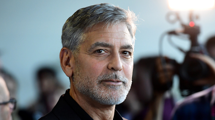 Clooney helps locals after floods hit Lake Como