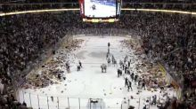 Hershey Bears set Teddy Bear Toss record with 34,798 collected for charity