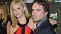 Johnny Galecki And Kelli Garner Break Up