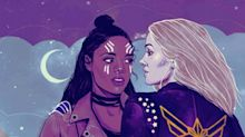 Twitter wants a Captain Marvel and Valkyrie team-up and Brie Larson and Tessa Thompson are in