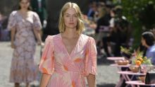 NYFW: Kate Spade puts a romantic new spin on florals for Spring 2020