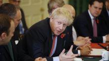 Boris Johnson pressing ahead with Theresa May's 'Brexit festival' plan
