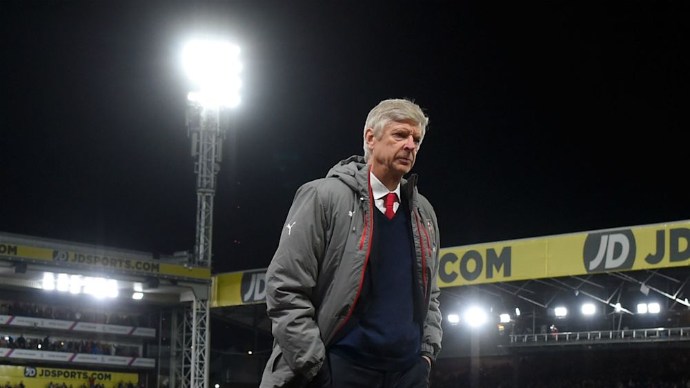 Wenger: Crystal Palace defeat a big worry