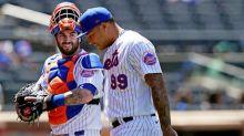Dark Knight returns: Harvey, Orioles lose to Mets 7-1