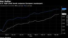 Europe Gets U.S. Bond Scraps in 2019's Biggest LBO Deal