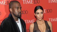 """Kim Kardashian """"molesta"""" después de que Kanye West revelara que consideraron abortar a su primera hija"""