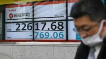 Stocks get some relief despite continuing virus worries
