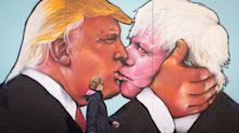 'There is method in his madness': Boris Johnson reveals admiration for Donald Trump in leaked speech