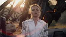 Florence Pugh says it was 'daunting' to join the MCU in 'Black Widow', and do a Russian accent