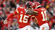 Tyreek Hill's first impression of Patrick Mahomes: 'I thought he was trash'