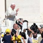 Pope canonizes first New World martyrs, calls Amazon synod for 2019