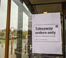 Coronavirus: Alcohol and takeaway sales soar under UK lockdown