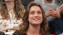 Fernanda Gentil brinca sobre crush antigo em Junior: 'Com todo respeito, já mudei de time'