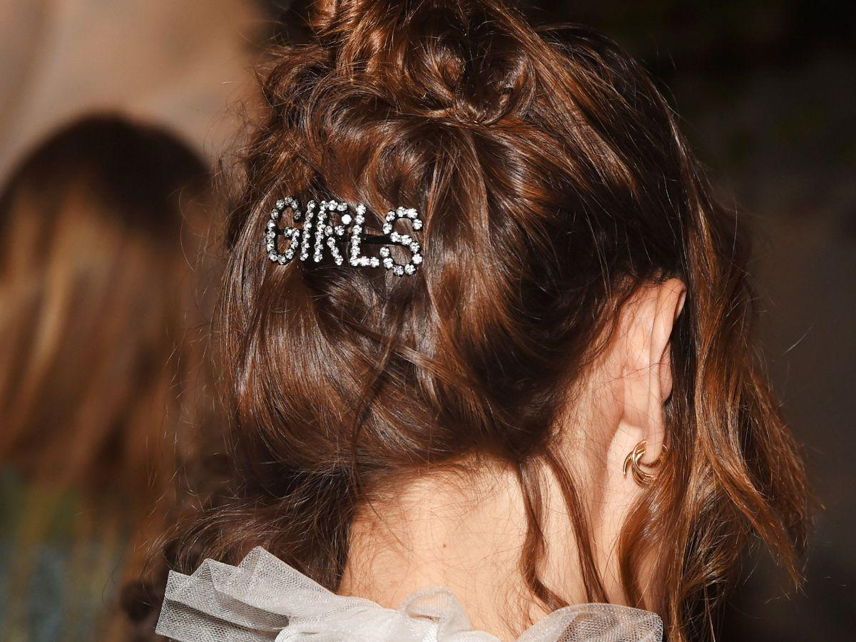 Statement Barrettes Are The New Graphic Tees