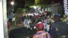 COVID-19: Acuden 600 personas a XV años y boda en Acapulco; autoridades las dispersaron