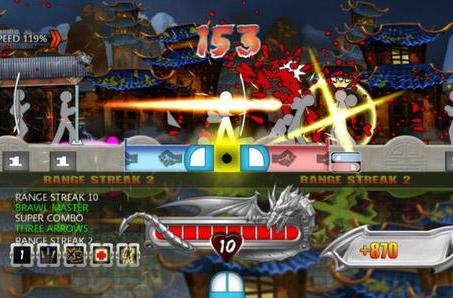 Dream Build Play winner One Finger Death Punch now on Steam