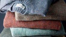 【型男Talk】這樣收不變形不沾毛!秋冬必學「毛衣」保養收納術
