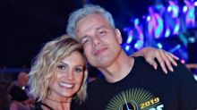Flávia Alessandra e Otaviano Costa comemoram 13 anos de casamento