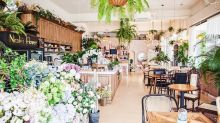 Floral fantasy: This new florist-turned-cafe blooms with pretty petals and brunch bites