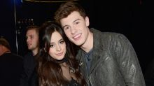Camila Cabello and Shawn Mendes Hold Hands Before Heating Up 4th of July Poolside