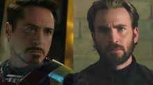 The Captain America-Iron Man scene that wasn't, and 6 other things you didn't know about 'Avengers: Infinity War'