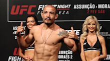 José Aldo ainda precisa perder 8kg para estreia como peso-galo no UFC