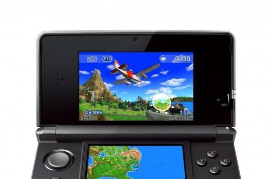 Monster Games is behind Pilotwings Resort on 3DS
