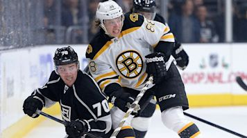 Investigating the Pastrnak fallout in Boston