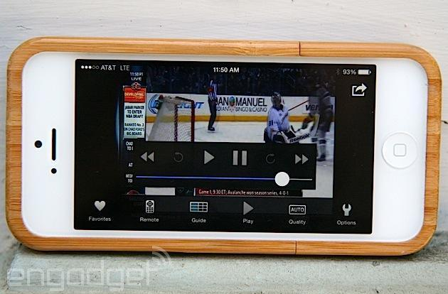 Don't wait for SportsCenter, SlingPlayer update brings the highlights in real-time