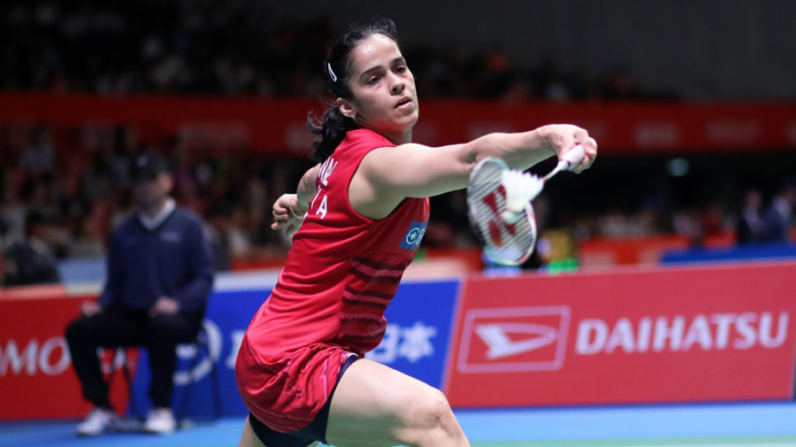 Saina Nehwal Enters Denmark Open Final After Straight-Set Win