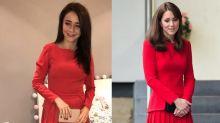 Kate Middleton Inspires Stylish Copycat Bloggers